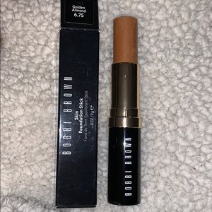 BOBBI BROWN #6.75 GOLDEN ALMOND FOUNDATION STICK